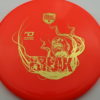 October Ghouls - Discmania PD, PD2, DD2, P2 - pd - orange - s-line - gold - 175g - 175-5g - neutral - neutral
