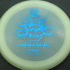 October Ghouls - Discmania PD, PD2, DD2, P2 - pd2 - clear - c-line - blue - 175g - 175-9g - somewhat-domey - neutral