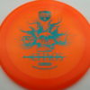 October Ghouls - Discmania PD, PD2, DD2, P2 - pd2 - orange - c-line - teal - 175g - 175-9g - somewhat-domey - neutral