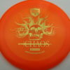 October Ghouls - Discmania PD, PD2, DD2, P2 - pd2 - orange - c-line - gold - 175g - 174-6g - somewhat-domey - neutral