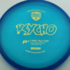 October Ghouls - Discmania PD, PD2, DD2, P2 - p2 - blue - c-line - gold - 175g - 173-5g - super-flat - neutral