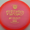 October Ghouls - Discmania PD, PD2, DD2, P2 - p2 - pink - c-line - gold - 175g - 172-8g - super-flat - neutral