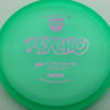 October Ghouls - Discmania PD, PD2, DD2, P2 - p2 - green - c-line - pink - 175g - 173-1g - super-flat - neutral