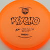 October Ghouls - Discmania PD, PD2, DD2, P2 - p2 - orange - c-line - black - 175g - 174-2g - super-flat - neutral