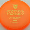 October Ghouls - Discmania PD, PD2, DD2, P2 - p2 - orange - c-line - gold - 175g - 173-2g - super-flat - neutral