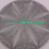 Warden - Burst - classic-blend - teal - 176g - 175-9g - super-flat - neutral