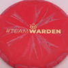 Warden - Burst - classic-blend - gold - 175g - 175-5g - super-flat - neutral