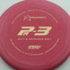 PA3 - redpink - 350g - gold - 304 - 174g - 175-3g - somewhat-puddle-top - pretty-stiff