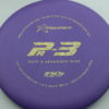 PA3 - purple - 350g - gold-fracture - 304 - 174g - 174-6g - somewhat-puddle-top - pretty-stiff