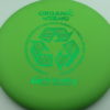 Wizard - green - organic - green - 304 - 175g - 175-1g - super-flat - somewhat-stiff
