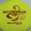 Scorpius - light-yellow - standard - red-fracture - 163g - 165-2g - neutral - neutral