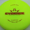 Evidence - yellow - lucid - red-squares - 179g - 180-0g - somewhat-flat - neutral