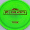Anax - Paul McBeth Prototype - red - 175-176g - 176-4g - somewhat-domey - neutral