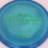 Anax - Paul McBeth Prototype - green-fracture - 170-172g - 173-7g - neutral - somewhat-gummy