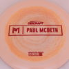 Anax - Paul McBeth Prototype - red - 170-172g - 171-5g - somewhat-domey - neutral