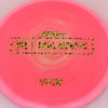 Anax - Paul McBeth Prototype - leopard - 173-175g - 175-9g - somewhat-flat - somewhat-stiff