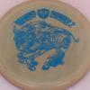 CD2 - Swirly S Line - Dana Vicich Roaming Thunder 2 - blue - 175g - 175-9g - somewhat-domey - neutral