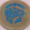 CD2 - Swirly S Line - Dana Vicich Roaming Thunder 2 - blue - 175g - 175-5g - somewhat-domey - neutral