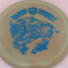 CD2 - Swirly S Line - Dana Vicich Roaming Thunder 2 - blue - 175g - 174-4g - somewhat-domey - neutral