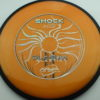 Shock - orange - plasma - black - black - silver-holographic - 174g - 175-9g - neutral - neutral
