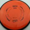 Switch - orange - black - neutron - black - 173g - 174-7g - pretty-flat - neutral