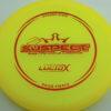 Suspect - Lucid-X - Paige Pierce 5x - yellow - bronze - 174g - 175-7g - super-flat - somewhat-stiff
