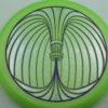 Aviar 3 - Luster Champion - XXL 2 Foil Stamp - green - luster-champion - purple - silver - 175g - 173-8g - super-flat - somewhat-stiff