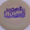 Aviar - Nexus - Jessica Weese - purple - 175g - 174-0g - somewhat-puddle-top - somewhat-stiff