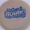 Aviar - Nexus - Jessica Weese - blue - 175g - 171-5g - somewhat-puddle-top - somewhat-stiff