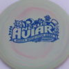 Aviar - Nexus - Jessica Weese - blue - 175g - 173-6g - somewhat-puddle-top - somewhat-stiff