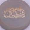 Aviar - Nexus - Jessica Weese - gold - 175g - 170-1g - somewhat-puddle-top - somewhat-stiff