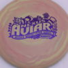 Aviar - Nexus - Jessica Weese - purple - 175g - 174-3g - somewhat-puddle-top - somewhat-stiff