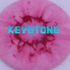 Keystone - Sunburn/Splatter Zero Medium - EK64 - teal - 173g - 172-9g - somewhat-puddle-top - somewhat-gummy