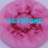 Keystone - Sunburn/Splatter Zero Medium - EK64 - teal - 173g - 172-7g - somewhat-puddle-top - somewhat-gummy