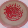 Wraith - Swirly Star - Madison Walker - red - 175g - 173-5g - somewhat-domey - neutral