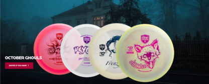 Discmania October Ghouls