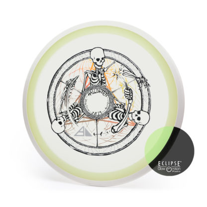 Axiom Halloween Special Edition Crave glow with white rim