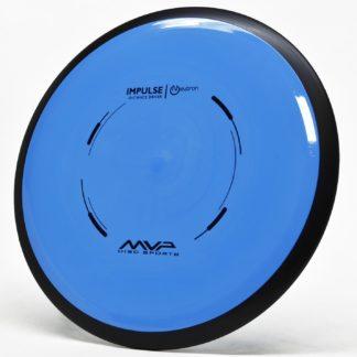 MVP Impulse - Blue core, Black rim, Black stamp