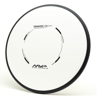 MVP Tensor - White core, Black rim, Black stamp