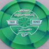 Raptor - Swirl ESP - Paul Ulibarri - silver - 174g - 175-4g - neutral - somewhat-stiff