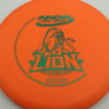 Lion - orange - dx - green - 180g - 177-0g - pretty-flat - pretty-stiff