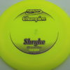 Shryke - Champion - yellow - champion - purple - 304 - 167g - 167-0g - neutral - somewhat-stiff