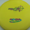Sidewinder - yellow - star - acid-party-time - 164g - 165-2g - somewhat-flat - neutral
