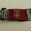 Grip 6 Belt Buckle - otb-basket-red - standard