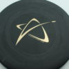 PA3 - 300 Soft - First Run - black - gold - gold - 173g - 173-8g - super-flat - somewhat-gummy