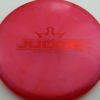 Judge - Chameleon Lucid-X - red - 173g - 173-6g - pretty-flat - somewhat-stiff