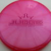 Judge - Chameleon Lucid-X - pink - 176g - 177-2g - somewhat-flat - somewhat-stiff