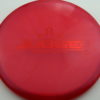 Judge - Chameleon Lucid-X - red - 171g - 172-2g - pretty-flat - somewhat-stiff