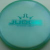 Judge - Chameleon Lucid-X - teal - 174g - 174-9g - pretty-flat - somewhat-stiff