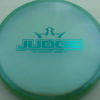 Judge - Chameleon Lucid-X - teal - 176g - 176-8g - pretty-flat - somewhat-stiff